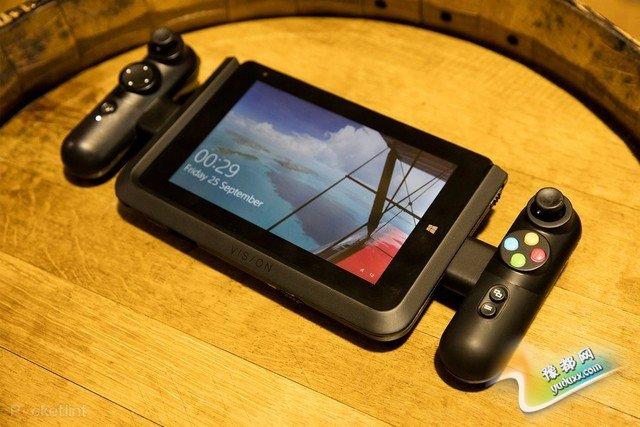 售价1400元 配Xbox One手柄的平板开售