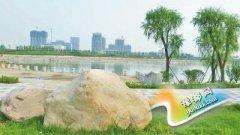郑州天健湖公园将开放 水域面积抵紫荆山公园