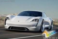 保时捷Mission E电动车或2020年量产