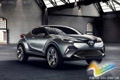 一汽丰田计划2018年推小型SUV 配1.2T