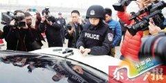 河南多地市警员增援郑州 全省警员取消公休假