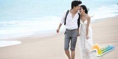 韩式婚纱照片图片欣赏 感受最淡雅唯美之感