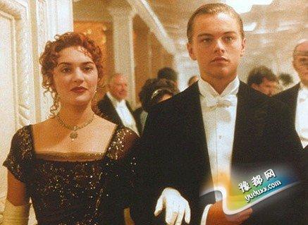 泰坦尼克rose结婚了 Jack却充当了父兄的角色