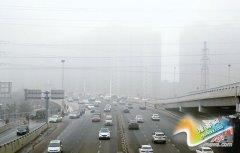 郑州全城遭霾伏明后两天雾霾有望消散
