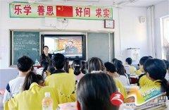 县食药监局开展食品安全进校园宣传活动