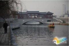许昌护城河 投入运营100辆水上公交 梦想终于成为现实