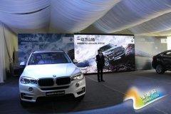 搭载2.0升涡轮增压发动机 新BMWX5 X6郑州试驾会激情开启