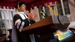 商界大佬们最令人难忘的毕业典礼演讲
