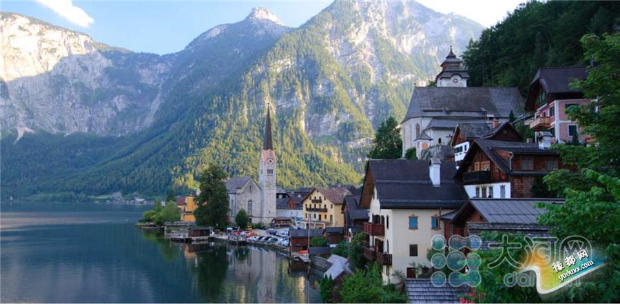 欧洲10个华丽而疯狂的旅行之地