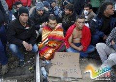 瑞典挪威加强边控 减少寻求庇护者入境(图)