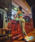 中国姑娘秀极致美臀获参加巴西赛资格:晒身材秒杀你