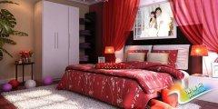 新婚房间怎样布置 漂亮婚房的装点要素