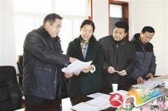 市台办与市教育局负责人检查校园涉台教育开展情况