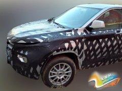 宝骏全新小型SUV谍照 采用家族式设计