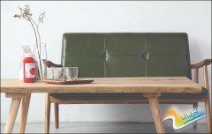 北欧风格原木家具-白蜡木茶几