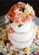 创意婚礼蛋糕设计 婚礼上不可少的甜蜜元素