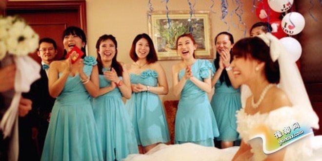 选伴娘有什么要求 解析选伴娘的7个要求
