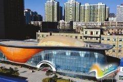 郑州一楼盘售楼部酷似诺亚方舟 创意源于电影《2012》