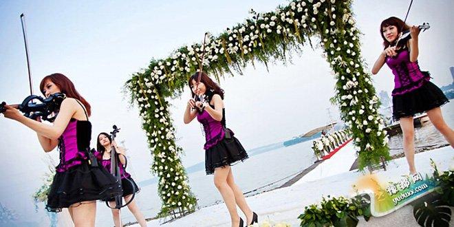户外婚礼当天流程 打造一场独一无二的婚礼