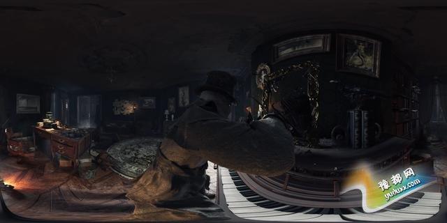 非一般体验!《刺客信条:枭雄》公布VR版预告