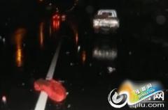 女子遭3辆车接连撞上 司机逃逸拖行尸体3公里惨不忍睹