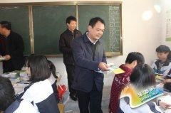 郸城县举办国家宪法日暨法制宣传日进校园活动