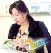 中牟最美教师朱爱�矗禾稍诓〈采� 她牵挂的仍是学生