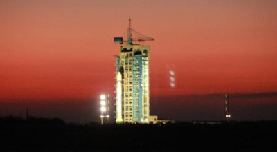 """中国首颗暗物质卫星""""悟空""""发射升空"""