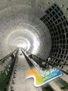 郑州地铁2号线一期隧道全线贯通 明年试运营