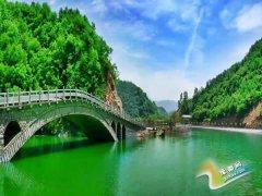 重渡沟风景名胜区(AAAA) 中国农家宾馆第一村