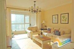 淡雅暖色系空间8款米色客厅设计