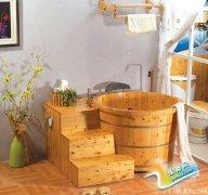 木桶浴缸好吗   木桶浴缸种类有哪些