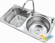 厨房洗菜盆哪个牌子好?哪个品牌的厨房洗菜盆好