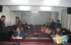 县审计局、民政局、卫生局组织开展《中国共产党廉洁自律准则》、《中国共产党纪律处分条例》知识考试(图)