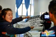 蜱虫病国内首部微电影科普片拍摄在我县顺利完成