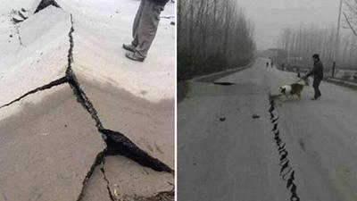山东平邑石膏矿塌方引发4.0级地震 多人被埋