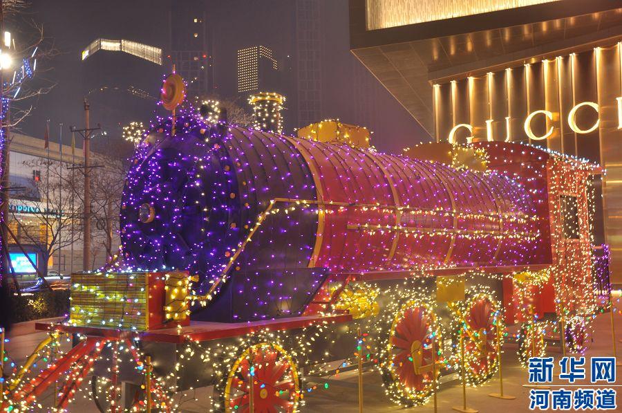 大卫城:从梦中开来的火车