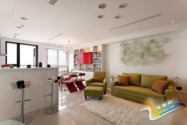 四款小户型客厅装修设计解析