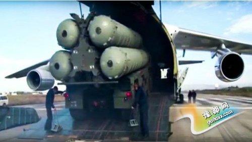 资料图:S-400远程防空导弹是俄罗斯最先进的防空导弹系统。