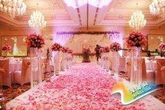 解析小型婚宴布置技巧 小规模大气场