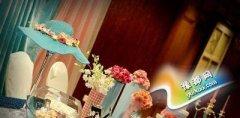 唯美的婚礼现场布置赏析 让你拥有一个美妙的婚礼体验