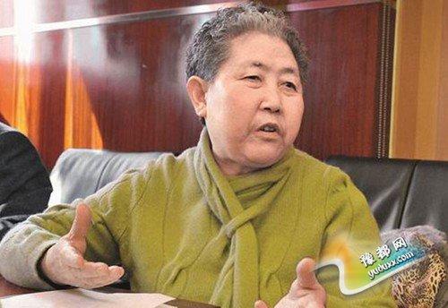 中国最任性的女神竟是她