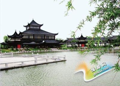 雁鸣湖静泊园