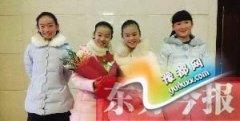 """郑州12岁小姑娘:俄罗斯总理对我说""""谢谢"""""""