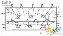 苹果新专利不务正业:和天花板照明有关