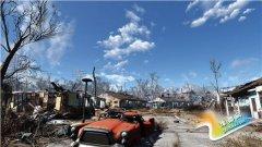 《辐射4》最新游戏截图放出 带你走进非常逼真的废土世界