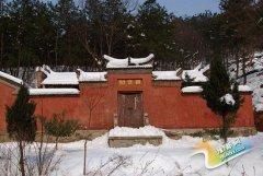 大苏山净居寺