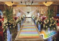 婚礼现场需要怎么装饰 无懈可击的婚场布置精彩你婚礼