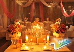 烛光婚礼策划案推荐 感受朦胧和梦幻温馨与感动