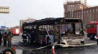宁夏银川公交车起火致17死32伤 嫌犯欲跳楼被劝下